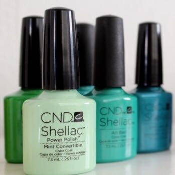 Shellac Power Polish Bottle